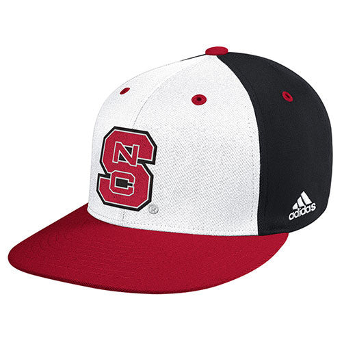 NC State Wolfpack Adidas Tri-Color 2014
