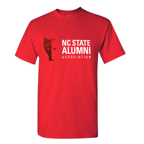NC State Wolfpack Red Alumni Association T-Shirt
