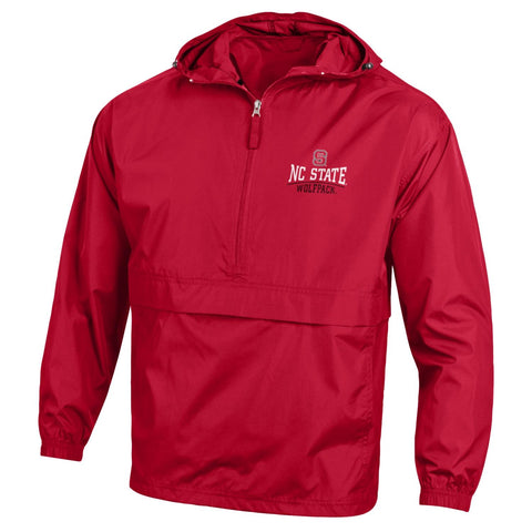NC State Wolfpack Red Pack N Go Jacket