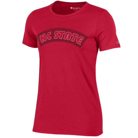 NC State Wolfpack Women's Red University NC State T-Shirt