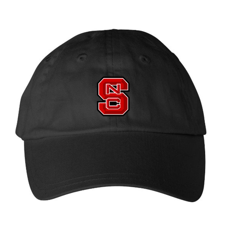 NC State Wolfpack Black Infant/Toddler Hat
