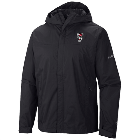 NC State Wolfpack Columbia Black Watertight II Jacket