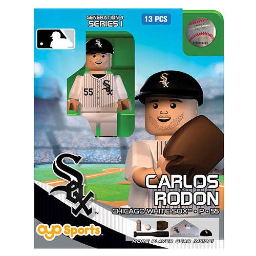 Carlos Rodon #55 Chicago White Sox Limited Edition OYO Minifigure
