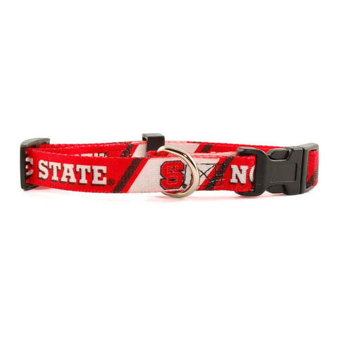 NC State Wolfpack Cat Collar with Bell