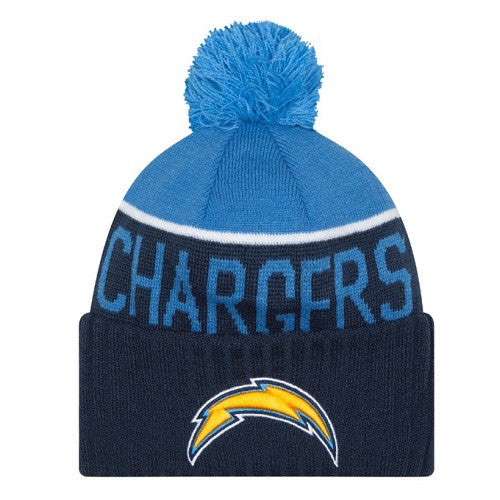San Diego Chargers Official Cold Weather Knit Hat Red