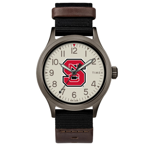 NC State Wolfpack Timex Clutch Watch