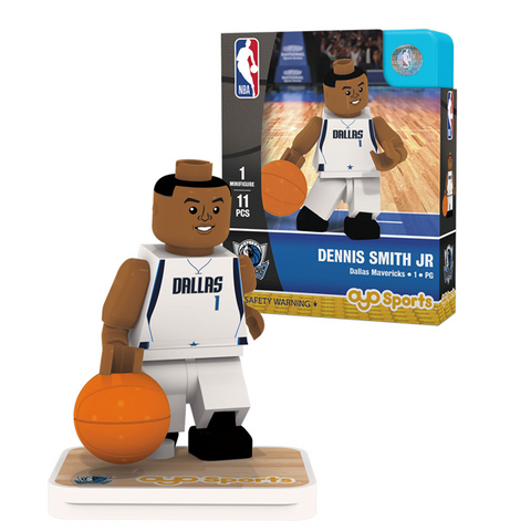 Dennis Smith Jr #1 Dallas Mavericks Oyo