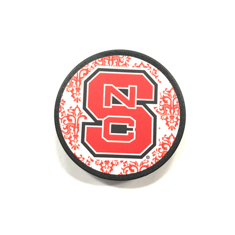 NC State Wolfpack Damask GripStand