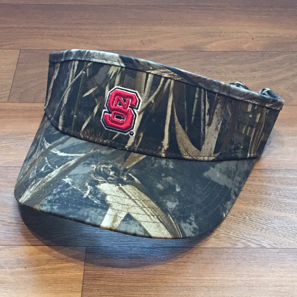 NC State Wolfpack Camo