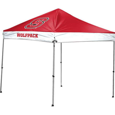 NC State Wolfpack Rawlings 9x9 Tent