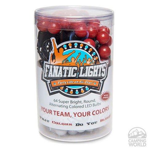 NC State Wolfpack Battery Operated Light Strands