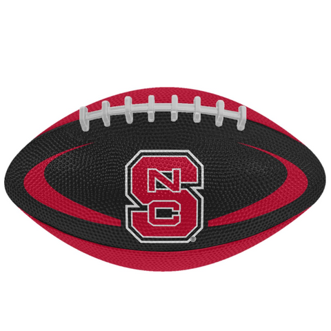 NC State Wolfpack 2 Sided Mini Football