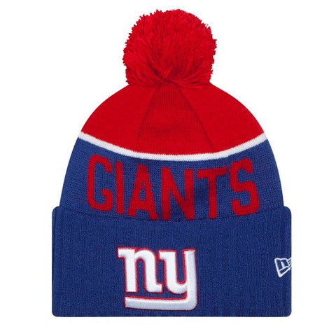New York Giants Official Cold Weather Knit Hat