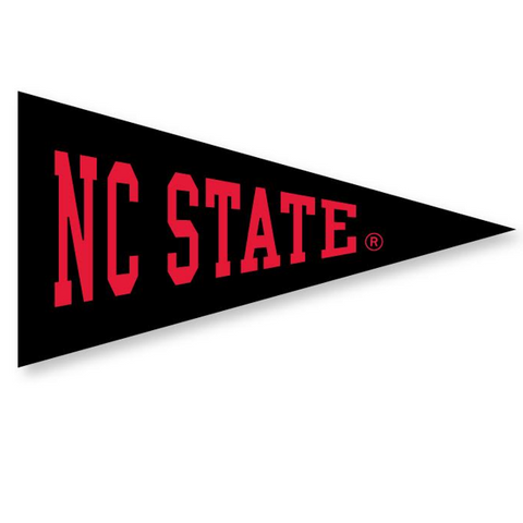NC State Wolfpack Mini Pennant Magnet