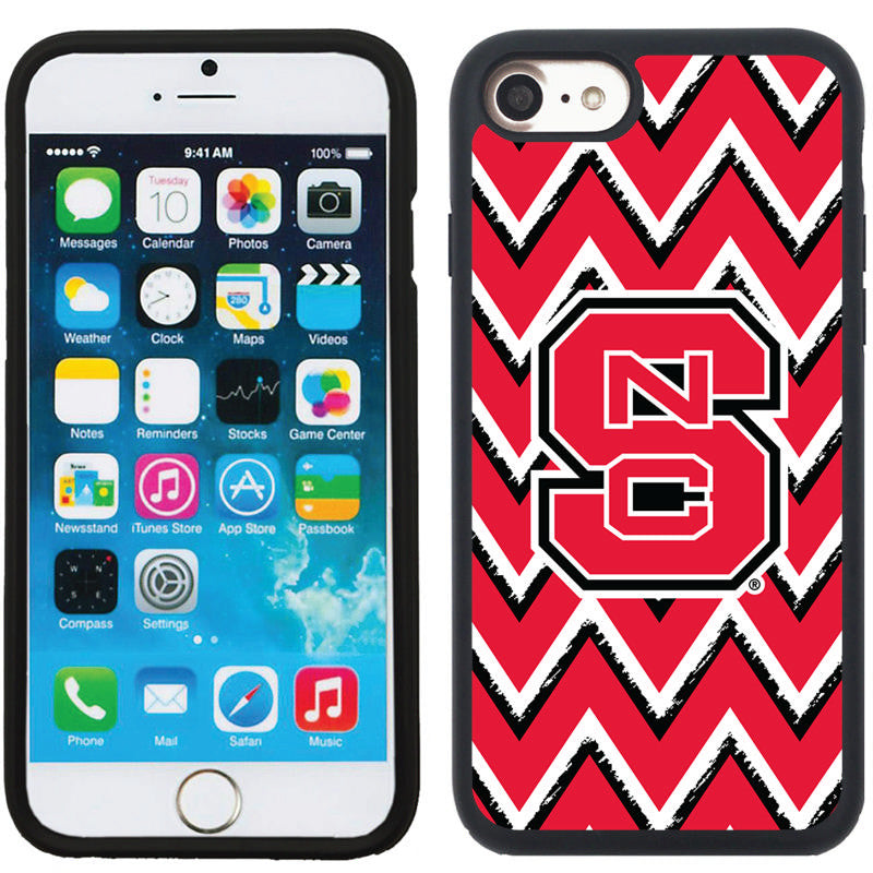 NC State Wolfpack Chevron iPhone 7 Guardian Case