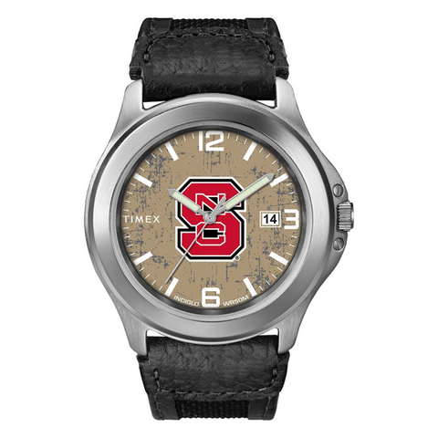 NC State Wolfpack Timex Old School Watch