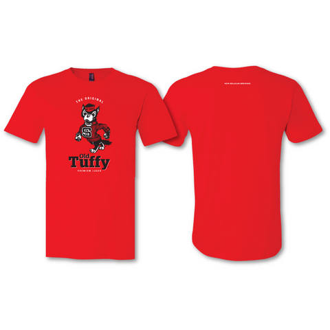 New Belgium Red Old Tuffy T-Shirt