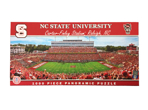 NC State Wolfpack 1000 Piece Carter Finley Puzzle