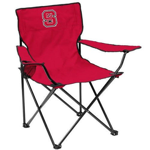 NC State Wolfpack Quad Chair