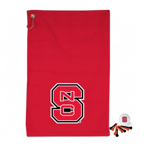 NC State Wolfpack Pro Team Golf Pack