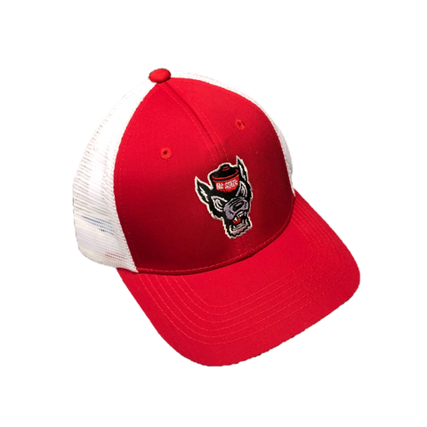 NC State Wolfpack TOW Red Ranger Adjustable Mesh Hat