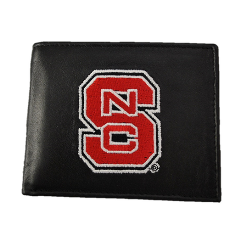 NC State Wolfpack Embroidered Bifold Wallet