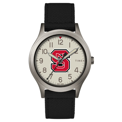 NC State Wolfpack Timex Women's Ringer Watch