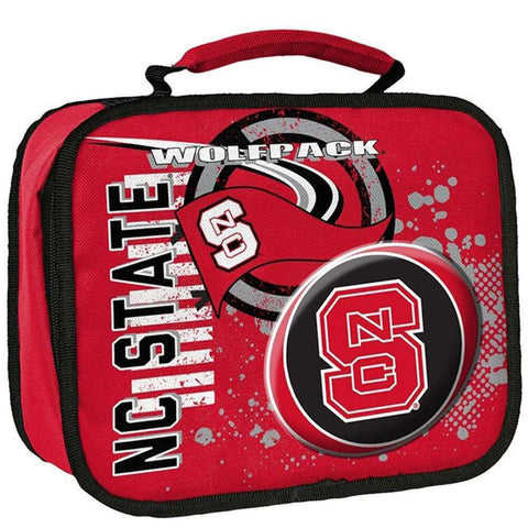 NC State Wolfpack Red Accelerator Lunchbox