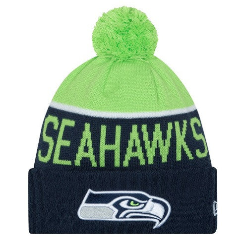 019f9bd5551fd6 Seattle Seahawks Youth Offical Cold Weather Knit Hat – Red and White ...