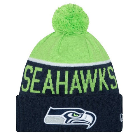 Seattle Seahawks Official Cold Weather Knit Hat