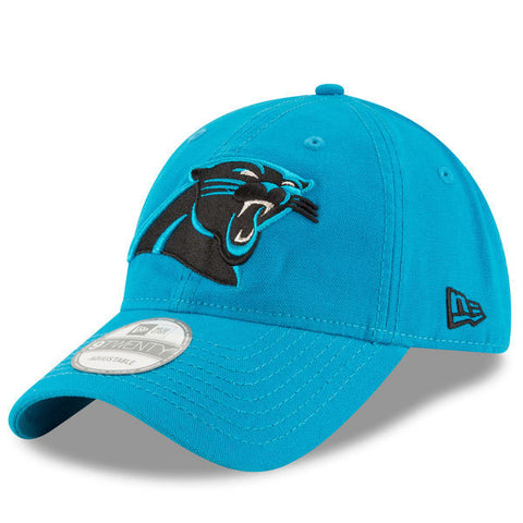Carolina Panthers New Era Blue Shore 9Twenty Adjustable Hat