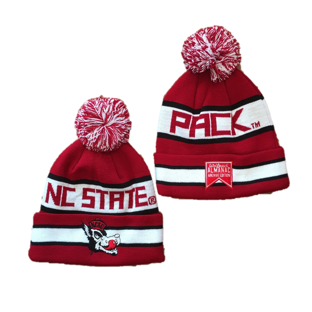 NC State Wolfpack Tradition Knit Hat
