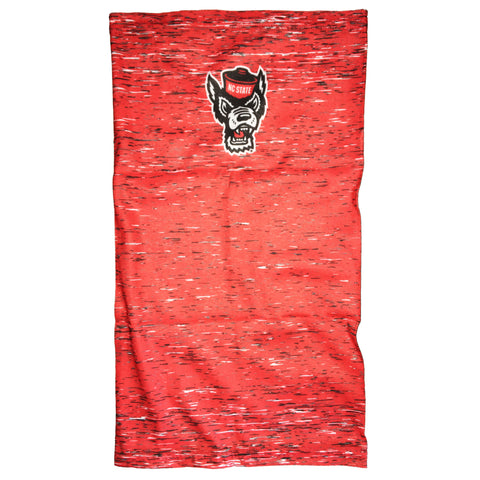 NC State Wolfpack TOW Red Space Dye Wolfhead Gaiter