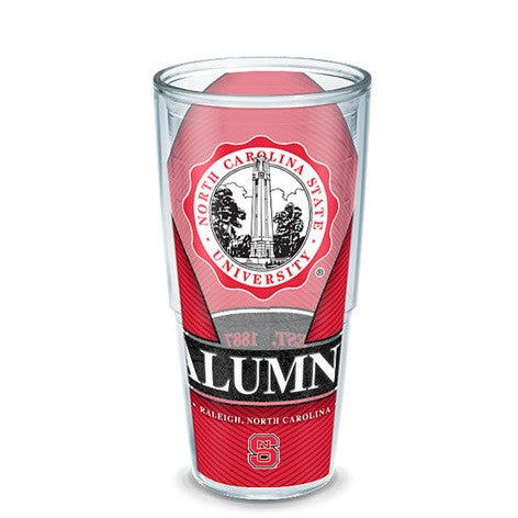 NC State Wolfpack Alumni Tervis Tumbler