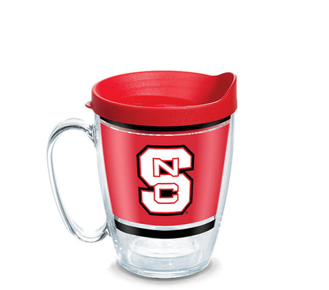 North Carolina State Wolfpack Legend Wrap Tervis Mug w/Lid