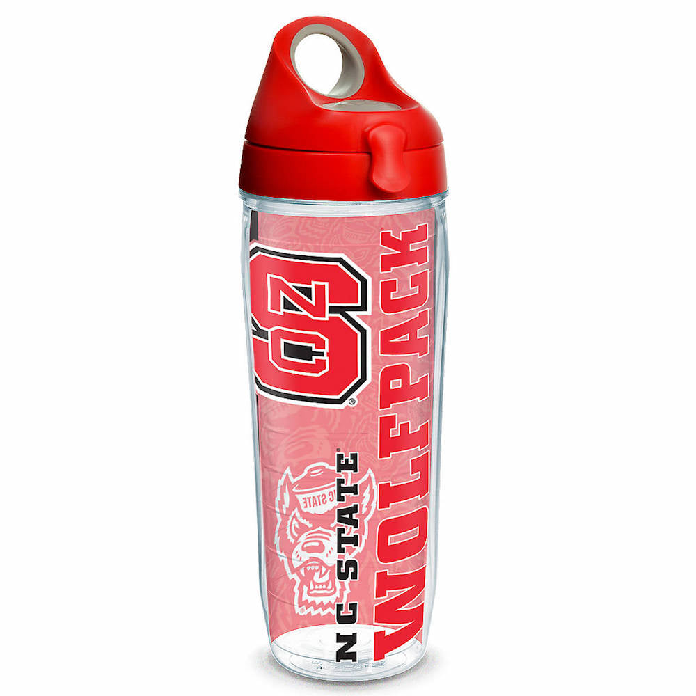 NC State Wolfpack 24oz. Pride Red Water Bottle