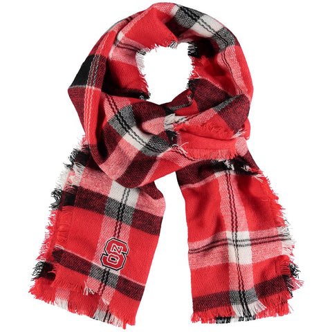 NC State Wolfpack Women's Tailgate Blanket Scarf