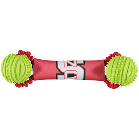 NC State Wolfpack Double Bungee Toss Toy