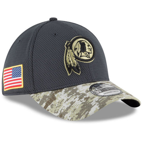 NFL 2016 Washington Redskins Salute To Service Hat
