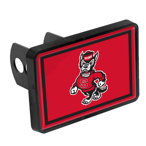 NC State Wolfpack Red Strutting Wolf Hitch Cap