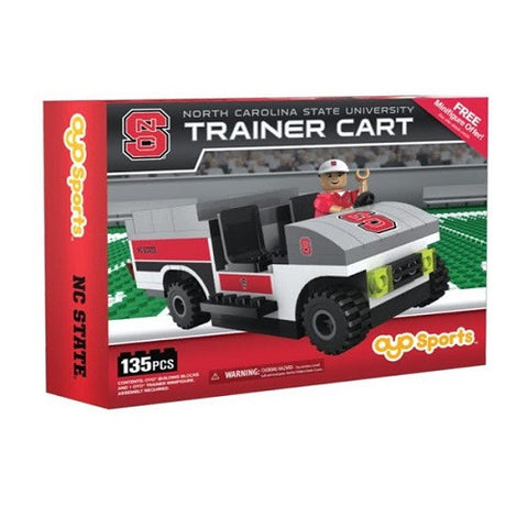 NC State Wolfpack Trainer Cart Oyo