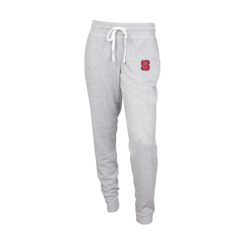 NC State Wolfpack Women's Terry Cuffed Pants