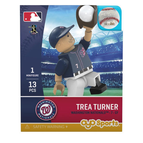 Washington Nationals Trea Turner Oyo