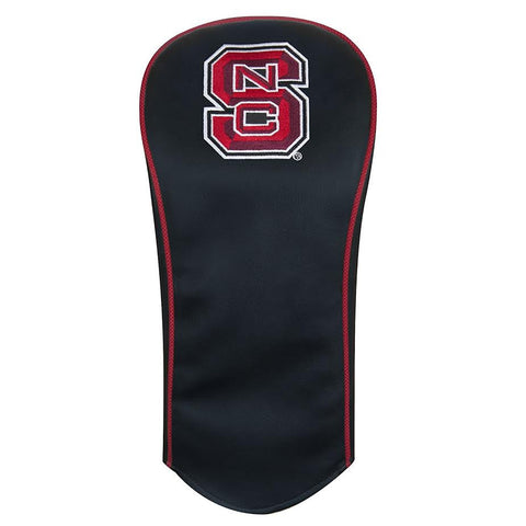 NC State Wolfpack Black Driver Headcover