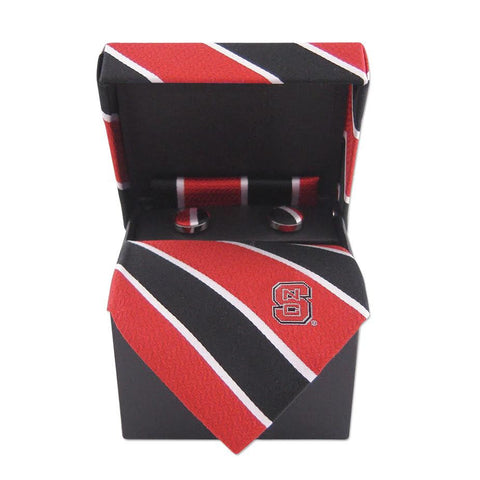 NC State Wolfpack Tie Box Set