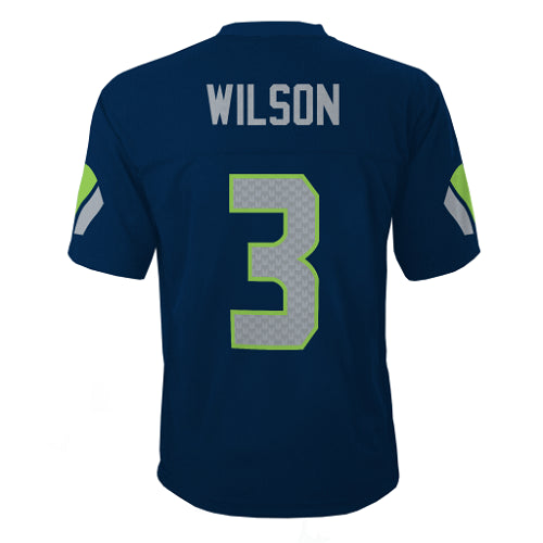 Top Seattle Seahawks #3 Russell Wilson Youth Jersey  for cheap TPrnYNTB