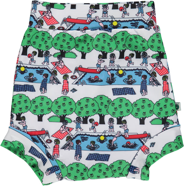 SMAFOLK swimming baby pants UV50 SWIMMING POOL