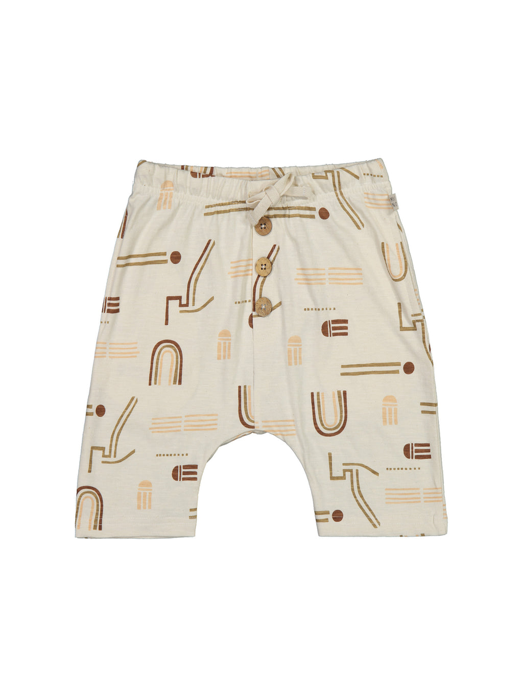 MAINIO organic cotton RAINBOW shorts