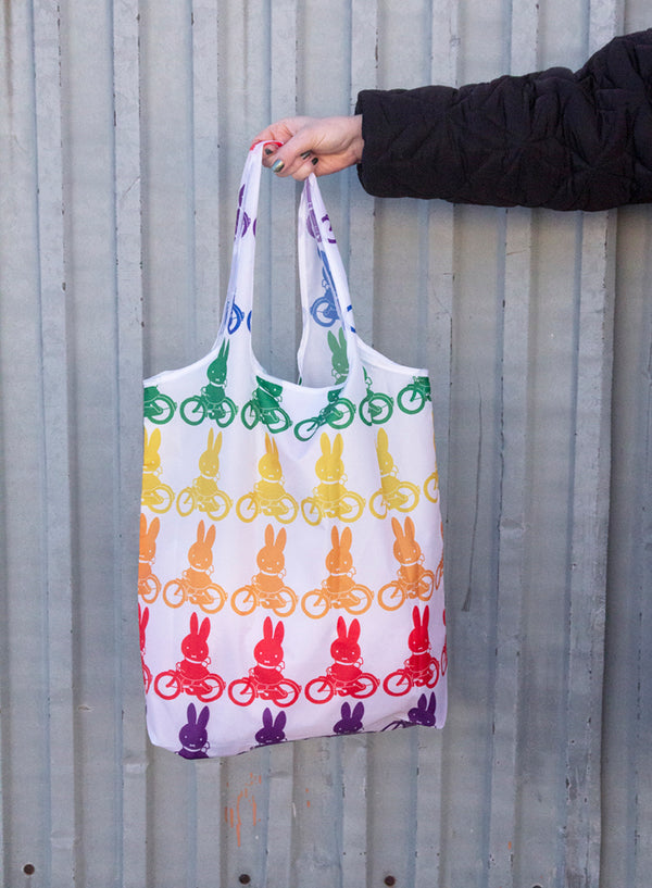 MIFFY shopping bag BICYCLES