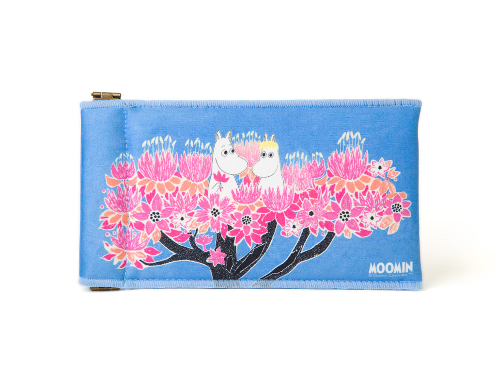 MOOMIN soft glasses pouch TREE